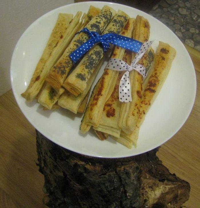 Фагот из десертных палочек