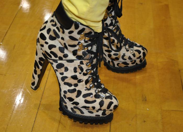 Модная обувь в 2015 году