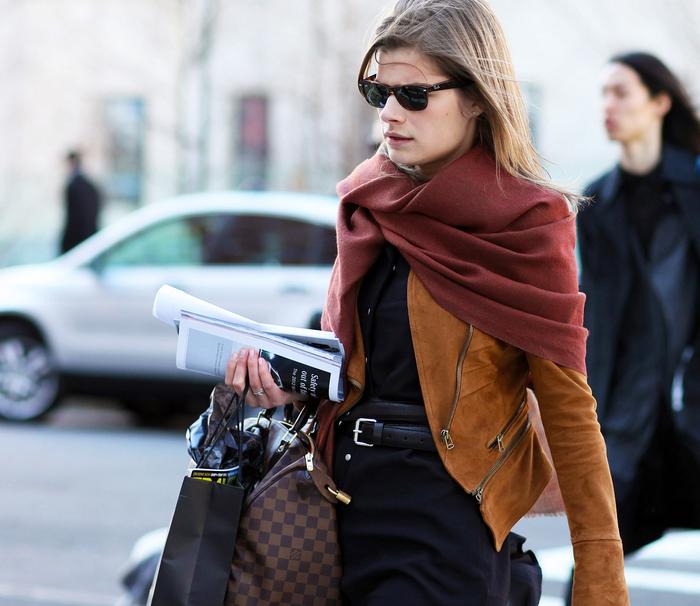 Модные тенденции осень-зима 2015 год
