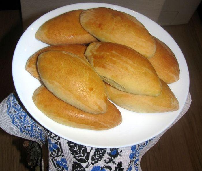 Пирожки с капустой на молоке в духовке пошаговый рецепт с фото