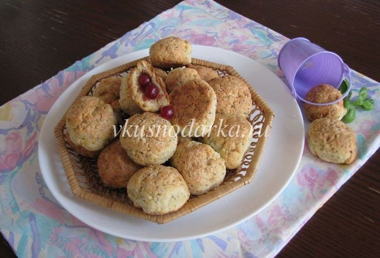 Тесто для булочек с маком рецепт пошагово