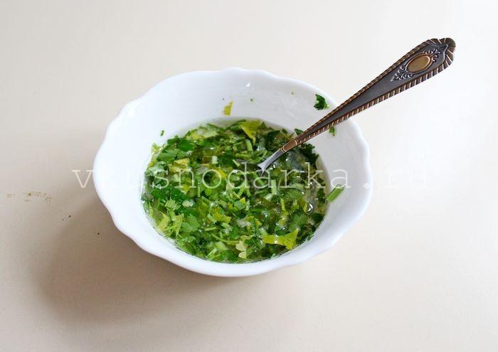 есночный соус