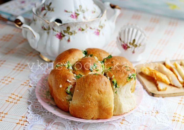 Украинские пампушки с чесноком рецепт с фото пошагово