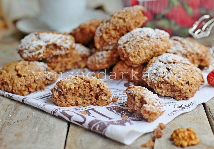 Печенье в пост рецепт