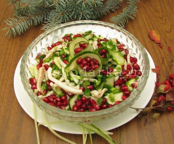 фото рецепты новых салатов
