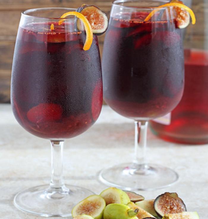 Напитки на Новый год . Рецепты напитков на стол к Новому году 2017