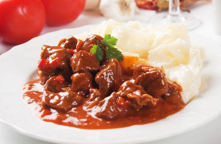 чешский гуляш из говядины рецепт