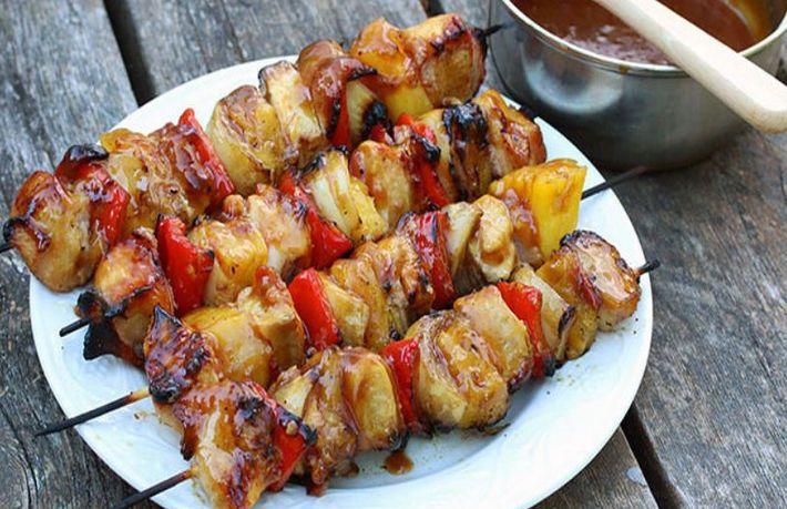 Рецепты шашлык из курицы с фото
