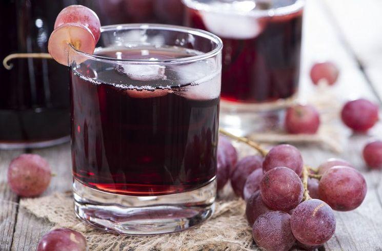 Наливка из винограда в домашних условиях простой
