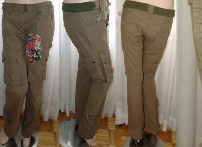 Модные женские брюки в летний период
