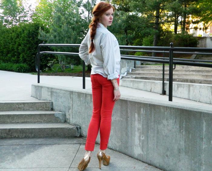 Модные женские брюки в весенний период