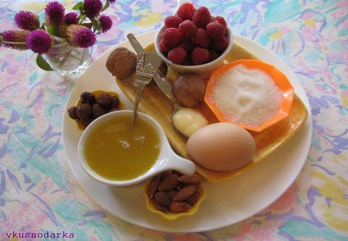 Что необходимо из продуктов для приготовления домашней нуги