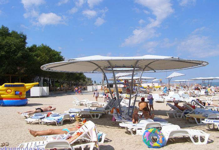 Городские и дикие пляжи в Новом свете