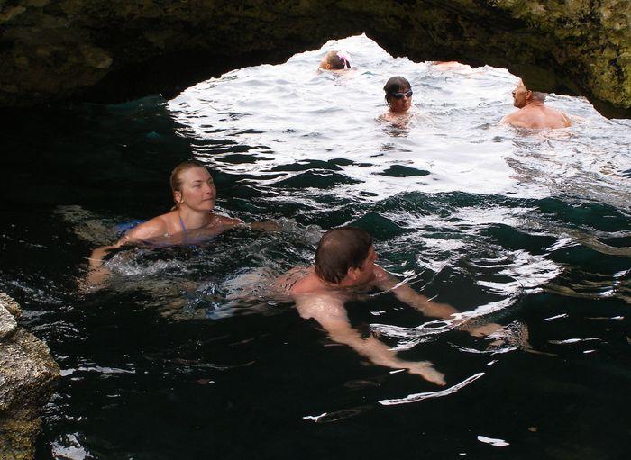 Плаваем в Чаше Любви Тарханкута