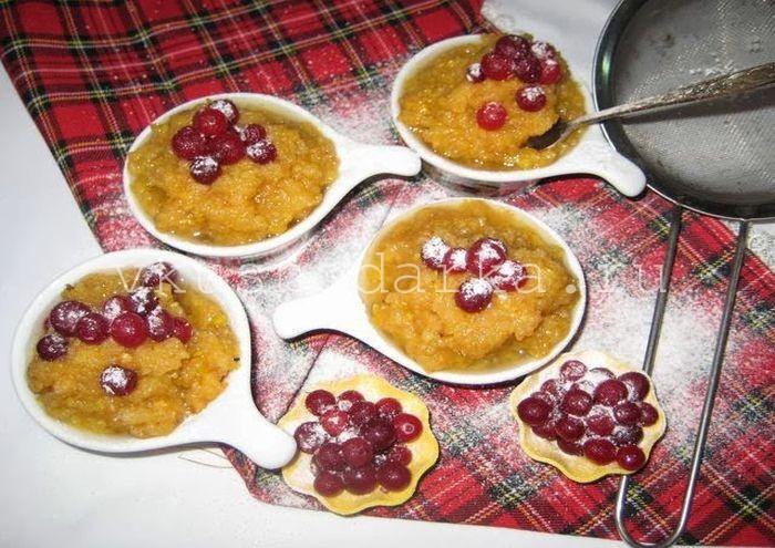 Рецепт приготовления десерта из айвы
