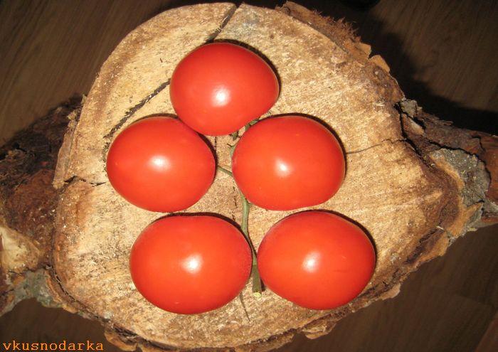 Соленые помидоры без уксуса