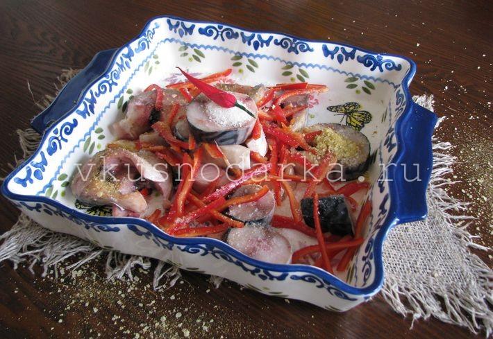 Рецепты домашнего соления скумбрии