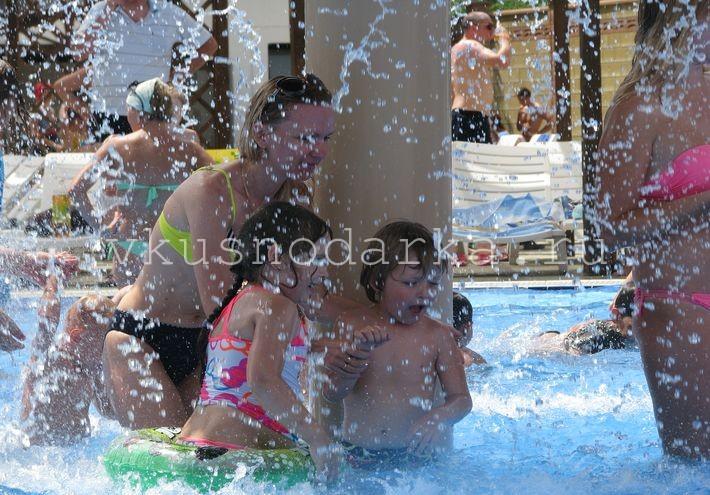 Аквапарк «Лукоморье» в Евпатории
