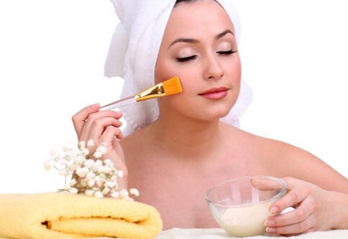 Классическая питательная маска для жирного типа кожи с желатином