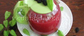 Квас из шелковицы в домашних условиях - ядреный, вкусный и полезный
