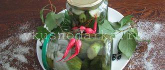 Маринованные огурцы с горчицей и луком - рецепт с пошаговыми фото