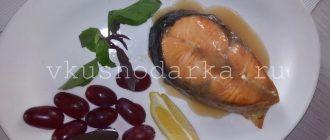 Виноградный соус — рецепты приготовления и правила подачи