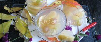 Желе из айвы — витаминный десерт в домашних условиях