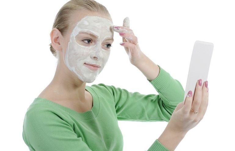 Маски для лица для жирной кожи
